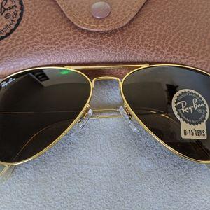 Brand New Original Rayban Sunglasses q